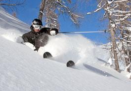 Skischuhanpassung